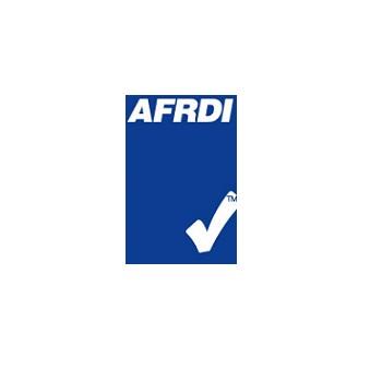 AFRDI Certified logo