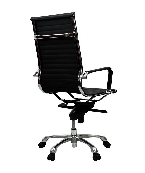 Aero Executive Black PU High Back fice Chair