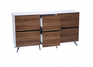 Potenza Executive Buffet File Drawers