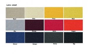 Laines Smart Fabric Colour Range
