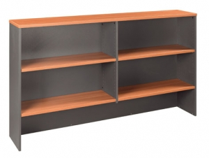 Essentials Express Commercial Overhead Hutch 1800W Colour Cherry/Charcoal