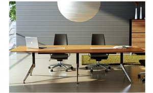 Potenza Boardroom Table 3000L x 1200W