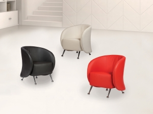 RUBY Tub Lounge Chair