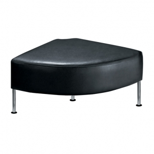 TECHNO1 Corner Seat Black