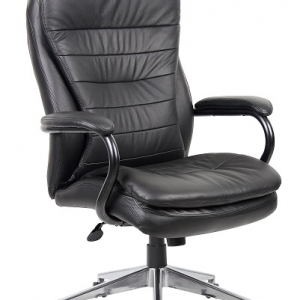 YS05H Titan Executive High Back 200kg Chair BLack