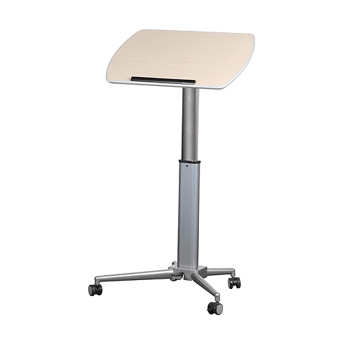 Height Adjustable Mobile Lectern Desk I Office Furniture