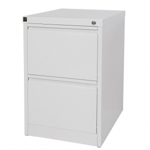 filing cabinet 2 drawer white steel storage office furniture sydney