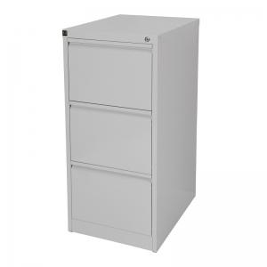 Kis filing cabinet 3 drawer grey