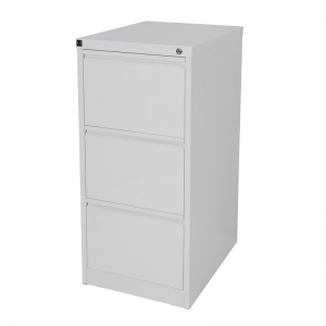 Kis filing cabinet 3 drawer white