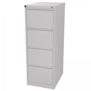 Kis filing cabinet 4 drawer grey