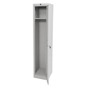 Kis Metal Locker Single door 380W open grey