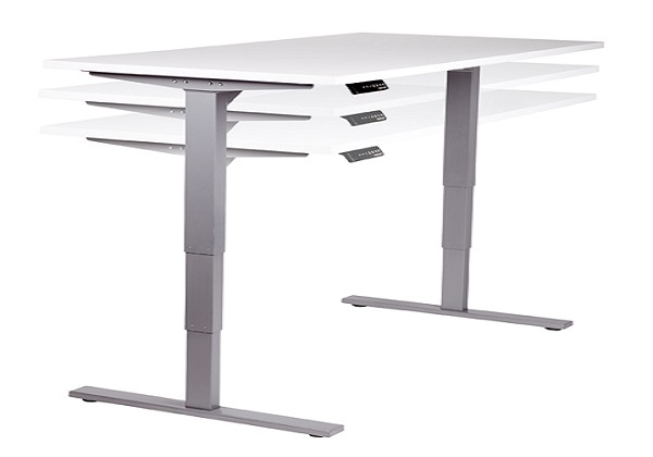 Electric Height Adjustable Sit Stand Desk Sydney
