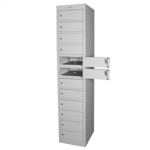 Steelco 12 Door Locker 380W Personal Items Lockers