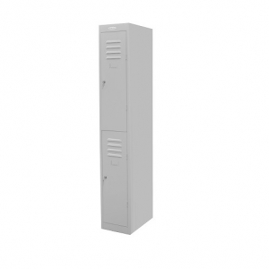 Steelco 2 Door Locker 1830H x 305W Office Storage Sydney