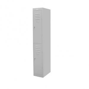 Steelco 2 Door Locker 1830H x 305W Office Storage Sydney
