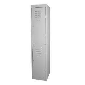 Steelco Personal 2 Door Locker 380W