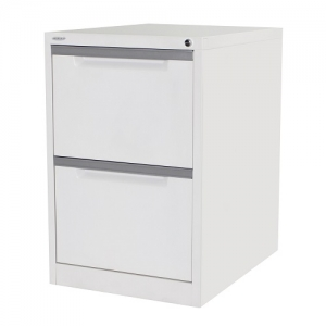 Steelco 2 Drawer Filing Cabinet Premier Quality Steel Storage