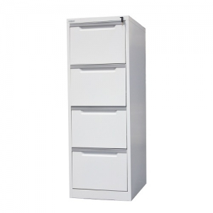 Steelco 4 Drawer Filing Cabinet Office Storage Sydney