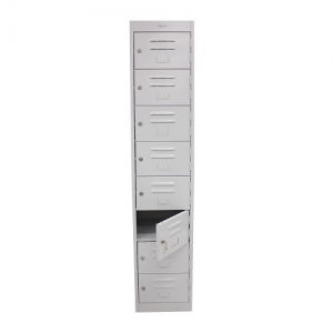 Steelco 8 Tier Locker Door Premier Quality Storage