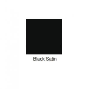 Steelco Colour Black Satin
