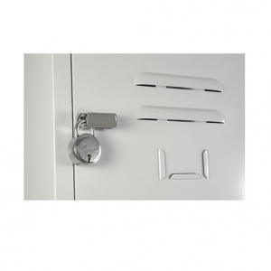 Steelco Locker Shown As Optional Padlatch Storage Solution Sydney