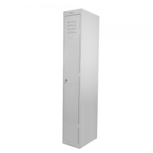 Steelco Single Door Locker 1830H x 305W Clothes Locker