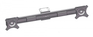 Standesk Double Arm