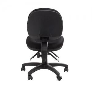 Bega Ergonomic Task 3 Lever Office Chair - Fabric Colour Black