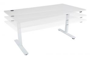 Liz Sit Stand Electic Desk Rising