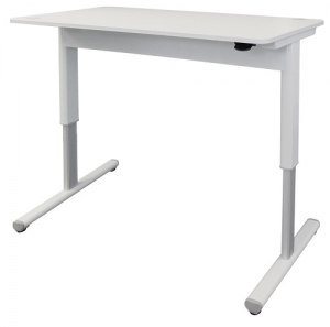 AIRO 1500 Height Adjustable Sit-Stand Desk - Stand Position