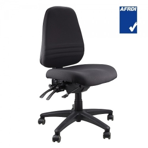 Endeavour AFRDI Approved Fully Ergonomic MB Chair Black