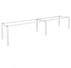 Runway Table 3000L-3600L x 750D White Leg Frame