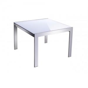 Forza White Glass Coffee Table 600x600