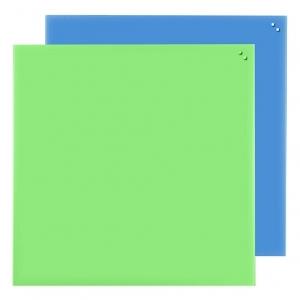 Naga Magnetic Glass Board 1000 x 1000mm