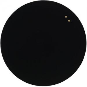 Naga Magnetic Glassbaord 45cm Black