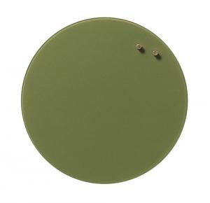Naga Magnetic Glassboard 35cm Olive