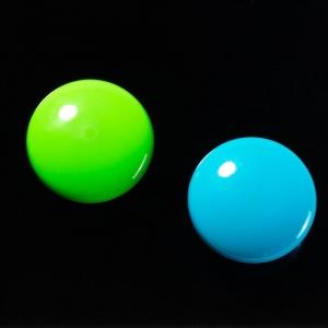 Naga Round Blue Green Super Strong Magnets