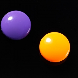 Naga Round Purple Orange Super Strong Magnets