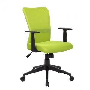 YS01 Ashley Green Fabric Office Chair