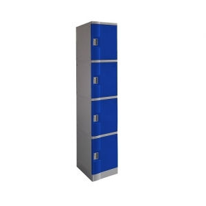 ABS Plastic Locker 4 Doors