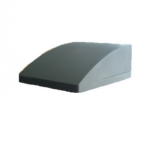 ABS Plastic Slopping Top for Locker