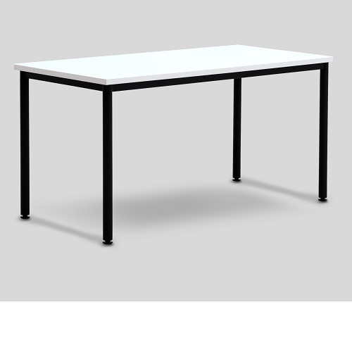 Steel Coffee Table Legs Brisbane: Utility Multipurpose Table With Black Legs