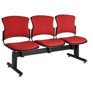 Focus Fabric Beam 3 Seater