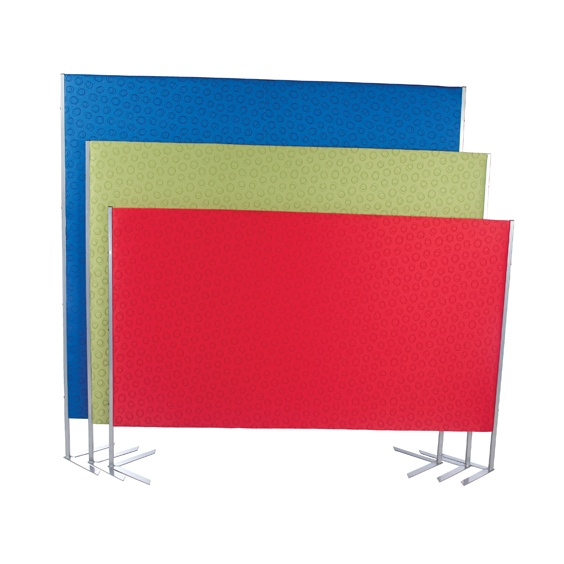 Stylish Acoustic Freestanding Screens