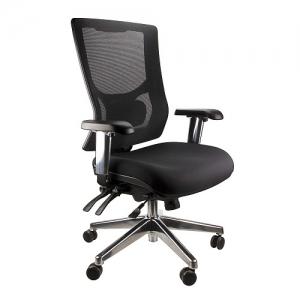 Seville Executive High Mesh Back Chair