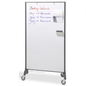 Communicate Room Divider Whiteboard
