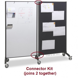 Communicate Room dividers - Connector Kit