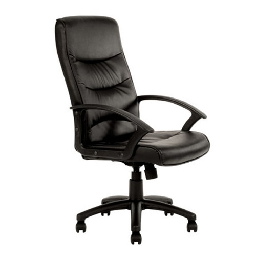 Star Executive High Back PU Chair