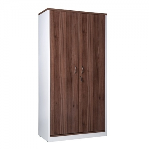 Essentials Premier Full Door Cabinet 1800H Casnan-White