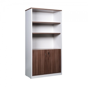 Essentials Premier Half Door Cabinet 1800H Casnan-White